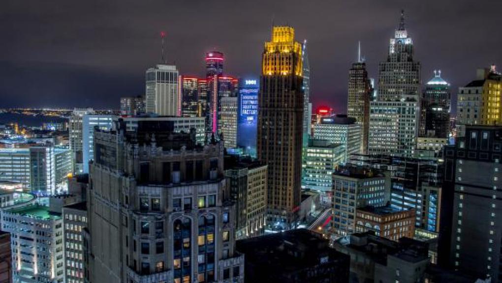 Détroit Michigan. Derek Gauci ©