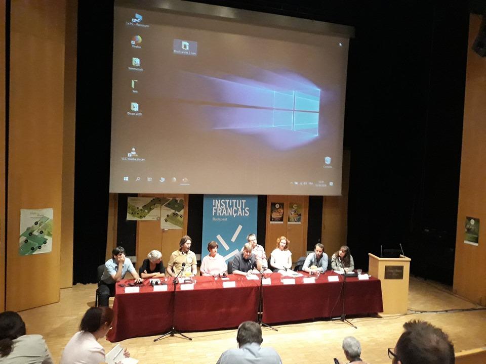 conference_hongrie©Magyar Biodiverzitás-kutató Társaság